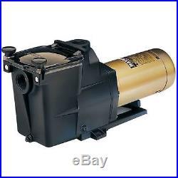 Hayward 2.5 HP 1 Speed Heavy Duty Motor Super Circulation Pool Pump SP2621X25