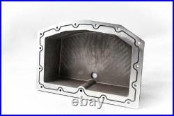 Heavy Duty Cast Aluminum Oil Pan For 11-20 Ford F250 F350 F450 6.7L Powerstroke