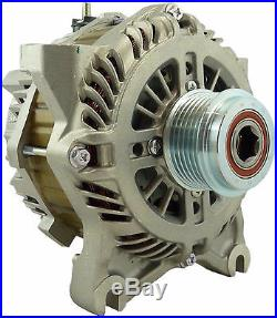High Output 300 Amp NEW Heavy Duty Alternator Ford E150 E250 E350 Super Duty