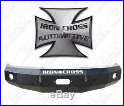 Iron Cross HD Base Front Bumper 2005-2007 Ford F250 F350 F450 20-425-05