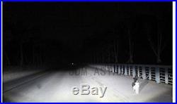JDM ASTAR 2x 9012 6500K LED Headlight Kit 52W 8000LM Low Beam Light Lamp