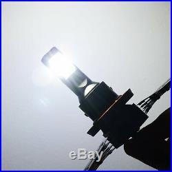 JDM ASTAR 6S 8000LM 9007/HB5 LED Headlight High Low Dual Beam Bulbs Xenon White