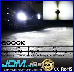JDM ASTAR N1 7600LM HB4/9006 LED Headlight Low Beam Fog Light Bulb White Replace
