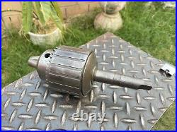 Jacobs Super Chuck Heavy Duty, No. 20N, 3/8 To 1'' Chuck Cap. With No. 3 Morse Taper