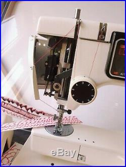 Janome Novum 5000 Semi-Industrial Heavy Duty Super Automatic Sewing Machine