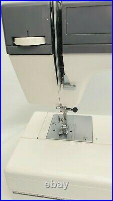 Janome Super Automatic Semi Industrial Sewing Machine for Heavy Duty Work