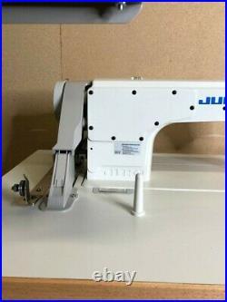 Juki 87000H Heavy Duty Industrial Sewing Machine with super silent servo motor