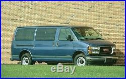 Kyb 4 Monomax Shocks Chevy Express & Savana 1500 2500 Van 96 02 565060 565033