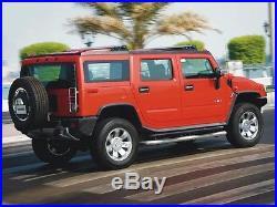 Kyb 4 Monomax Super Heavy Duty Shocks Hummer H2 03 04 05 06 07 -09 565102 565095
