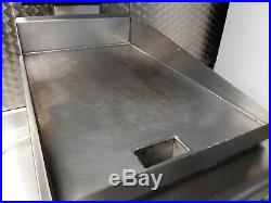 LINCAT Heavy Duty 8.6kW Clam Grill Griddle Commercial Restaurant Pub Cafe SUPER