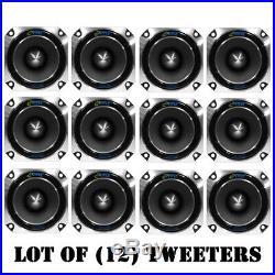 LOT OF (12) PDBT28 1'' Heavy Duty Titanium Super Tweeter PDBT28