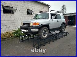 Large Car Ramps Super Heavy Duty 3,5 Ton Failure-Free SUV 4x4 VAN CAR x2