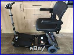 Luggie Super Heavy Duty Mobility Scooter Just 12 Month Old With Receipt Stunning