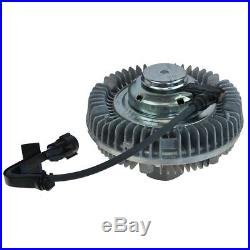 NEW ELECTRIC RADIATOR COOLING FAN CLUTCH FOR FORD SUPER DUTY 6.0L V8 DIESEL
