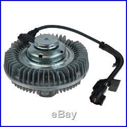 MOTORCRAFT YB362 Electric Radiator Fan Clutch Heavy Duty for Ford 6.0L Diesel