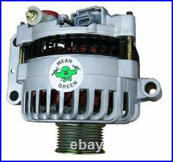 Mean Green High Output Alternator For 2006-2007 Ford 6.0L Powerstroke Super Duty
