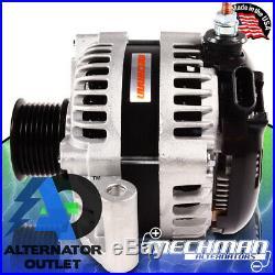 Mechman 370 Amp Alternator FORD Super Duty Diesel 6.0L / 7.3L 1999-2007