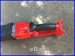 Milwaukee M18 Fuel brushless super hawg, heavy duty hole hawg
