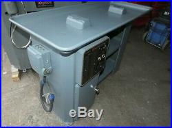 Myford Ml7 Super 7 Lathe Heavy Duty Cabinet Stand Engineering On/off Switch
