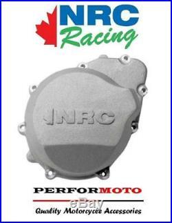 NRC Super Heavy Duty Upgrade Engine Cover (Left) Kawasaki ZX-6R/RR 03-04