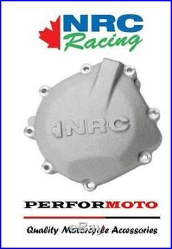 NRC Super Heavy Duty Upgrade Engine Cover (Left) Suzuki GSXR1000 K1-2 01-02
