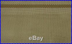 New Brass 5.5ft Bellboy Garment Clothes Rail Super Heavy Duty Antique finish