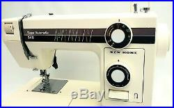New Home Super Automatic Semi Industrial Sewing Machine for Heavy Duty Work