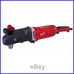 New Milwaukee 1680-20 Super Hawg Electric 1/2 Heavy Duty 450/1750 RPM Drill