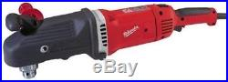 New Milwaukee 1680-21 Super Hawg Electric 1/2 Heavy Duty Right Angle Drill