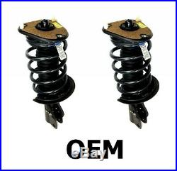 OEM GM set of 2 Front Struts Heavy Duty Assembly for 2006-2011 Limousine Hearse