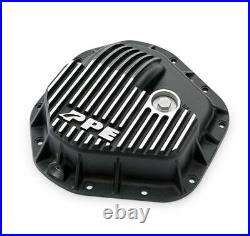 PPE Heavy Duty Aluminum Brushed Front Differential Cover For Ford Dana 50 & 60