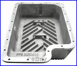 PPE Raw Deep Transmission Pan For Ford 5R110 Ford 2003-2007 6.0L 328051000