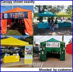 Pop Up 3x3m Heavy Duty Waterproof Commercial Grade MarketStall Super Strong UK