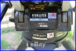 QuickSet Hercules & Gibraltar Head SUPER Heavy Duty, Early Example, Rare! LOOK