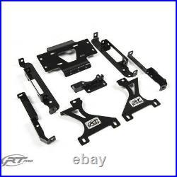 RT Pro RTP5501012 Black Front Arm Brace Kit For Polaris XP 900/900S & 1000/1000S