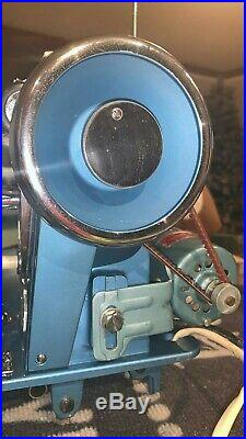 Rare 666 Super Deluxe Sewing Machine Haverill House. JA38 heavy duty upholstery