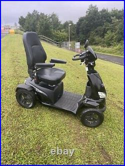Rascal Vision SUPER HEAVY DUTY 8mph Mobility Scooter FULLY SERVICED AND TESTED