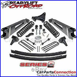 ReadyLIFT 49-2001 F250 Super Duty 5 Lift Kit Series 2 11-UP Tow Package Kit