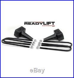 Readylift For Ford F250 F350 Super Duty 4.0 inch Rear Block Kit