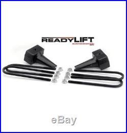 Readylift Rear Block Kit- For Ford F250 F350 Super Duty-4 inch