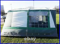 Relum Super 7k Tent Vintage Canvas Luxury Frame tent sleeps 7