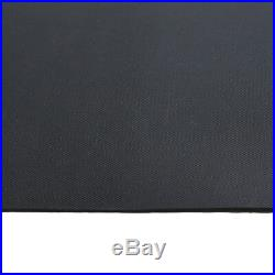RevTime Super Large Exercise Rubber Mat 6'x6' Heavy Duty Cardio Mat, Real Rubber