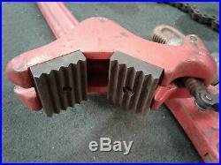 Ridgid SUPER SIX 31385 6-Inch Heavy-Duty Compound Leverage Wrench
