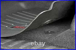 Rough Country Heavy Duty Floor Liners (fits) 11-16 Super Duty F250 F350 Crew