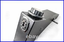 Rudy's Black Aluminum Coolant Degas Bottle For 1999.5-2003 7.3L Powerstroke