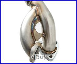 Rudy's Heavy Duty Thick Wall Up Pipe Kit For 08-10 Ford 6.4L Powerstroke Diesel