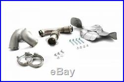 Rudy's Heavy Duty V-Band Up Pipe Kit With Heat Shield For 2003-2004 Ford 6.0L