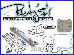 Rudys Oil Cooler & EGR Cooler Kit With Gaskets For 2004-2007 Ford 6.0L Diesel