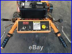 SCAG Heavy Duty Commercial Flail Mower. Super Flail 30. Kawasaki 17HP. RRP£10,560