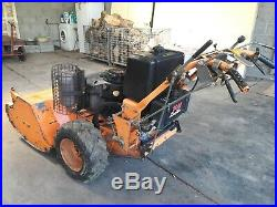 SCAG Heavy Duty Commercial Flail Mower. Super Flail 30. Kawasaki 17HP. RRP£10,560